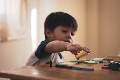 儿童的多元智力评估核查表
